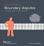 Boundary-Disputes
